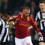 Prediksi Pertandingan Juventus Vs AS Roma 6 Januari 2014 Serie A Italia