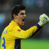 Athletico Madrid Merindukan Sang Kiper Courtois