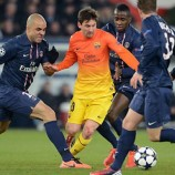 Prediksi Skor Barcelona Vs Paris Saint Germain 11 Desember 2014 Liga Champion