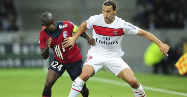 Prediksi Skor Lille Vs Paris Saint Germain 4 Desember 2014 - Ligue 1